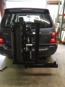 Wheelchair lifts in Mobile Alabama