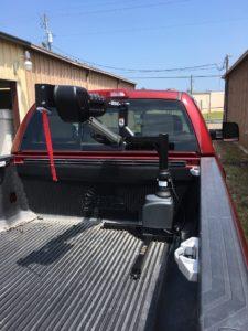 Truck wheelchair lift Mobile AL
