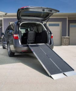 Portable Mobility Ramps
