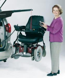 Wheelchair lifts for cars, trucks, SUVs, vans in Asheville