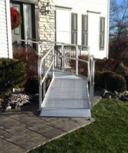 Modular Wheelchair Ramp Rentals