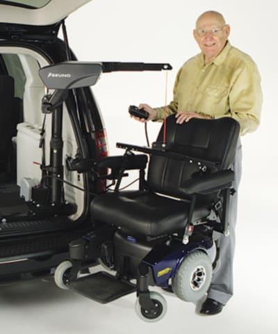 Wheelchair Lifts for Vans Salt Lake City