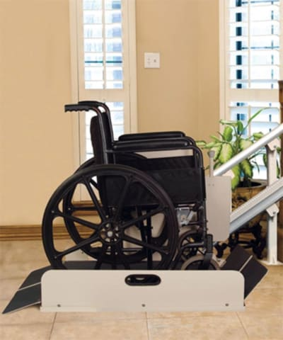 Wheelchair Incline Lifts in Des Moines