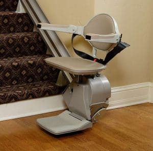 Straight Stairlifts in Ogden