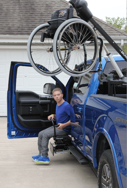 Sacramento Wheelchair lifts for trucks