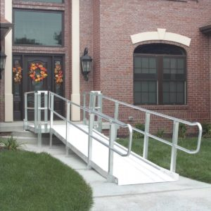 Asheville Aluminum Scooter and Wheelchair Ramps