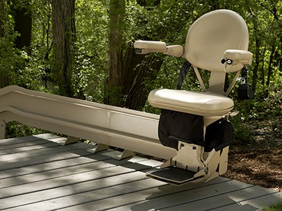 Mobile Outdoor Stairlifts