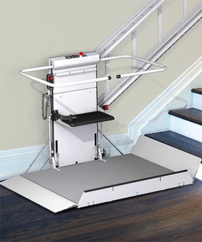 Savaria Omega Inclined Platform Lift for Wheelchairs