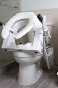 Tilt Toilet Incline Lift by EZ-Access