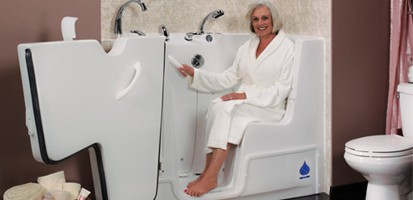 Accessible Bath Tubs for Homes