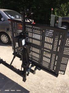 Vehicle Lift Installation