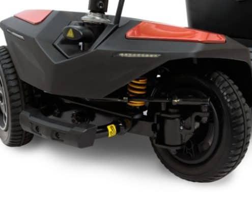 Jazzy Zero Turn by Pride Mobility