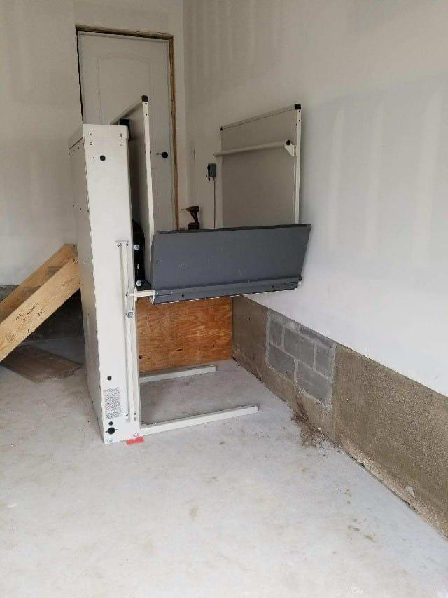 Vertical Platform Lift Installation New York City