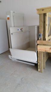 Vertical Platform Lift Installation