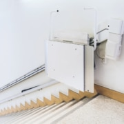 fitted stairlift