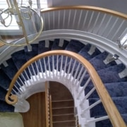 straight vs curved stairlifts