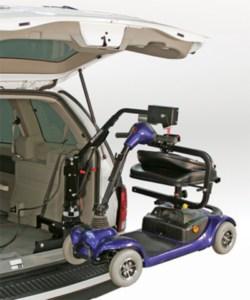 Van Wheelchair Lift