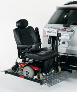 SUV Wheelchair Lifts in Nashville, TN