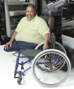 Pickup Truck Wheelchair Lift Charleston SC