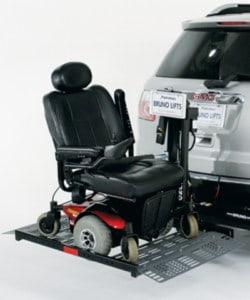 SUV Wheelchair Lift Charleston SC