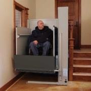 Residential Vertical Platform Wheelchair Lift