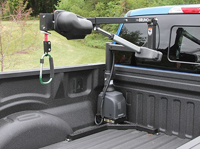 Wheelchair Lifts for Pickup Trucks