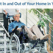 How Will You Get In and Out of Your Home in Your Wheelchair?
