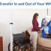 How to transfer from your wheelchair