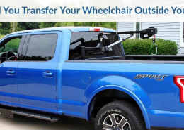 How Will You Transfer Your Wheelchair Outside Your Home?
