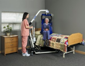 Floor Patient Lift